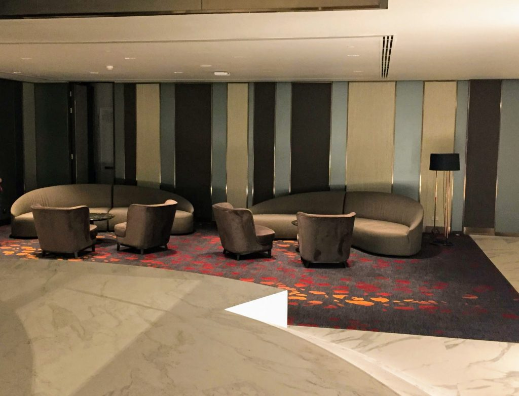 TRUEICON 7th floor lounge area (Tribe Meetup location)